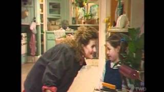 Home and Away: Carly tries to stop Ceila from being her champerone (1988)