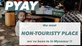 preview picture of video 'Tradition und Kultur erleben in Myanmar - Pyay'