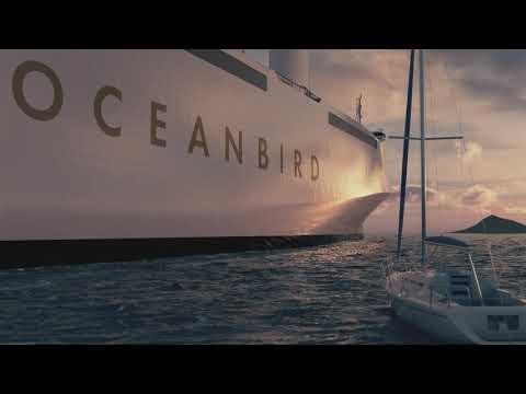Шведы возвращаются к корням викингов? Они строят судно вместимостью на тысячи автомобилей, который будет использовать для движения энергию ветра