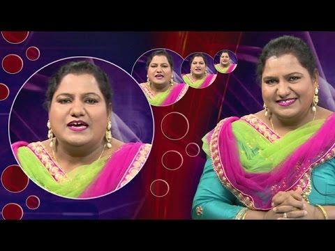 Sudesh Kumari, Popular Punjabi Singer on Ajit Web TV.