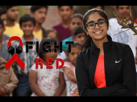 Fight Red - an attempt to help children living with HIV/AIDS