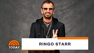 Ringo Starr Talks To Al Roker About Beatles, Touring And Aging | TODAY