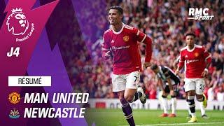 Résumé : Manchester United 4-1 Newcastle – Premier League (J4)