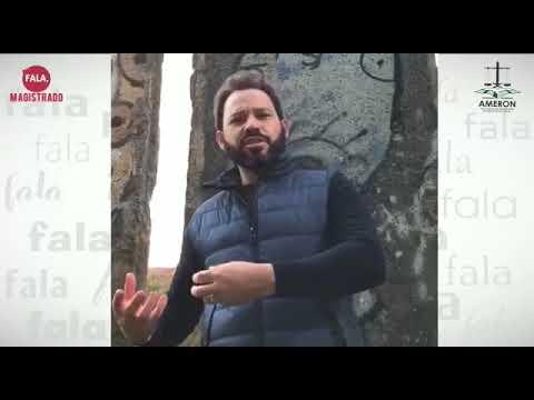 '.Fala Magistrado: Juiz Rogério Montai de Lima conta o conceito de petição inicial e quando é utilizada.'