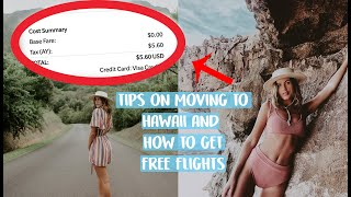 HOW TO FLY TO HAWAII FOR $5