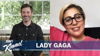 Jimmy Kimmel's Quarantine Monologue – Week 4 of Isolation with Lady Gaga!