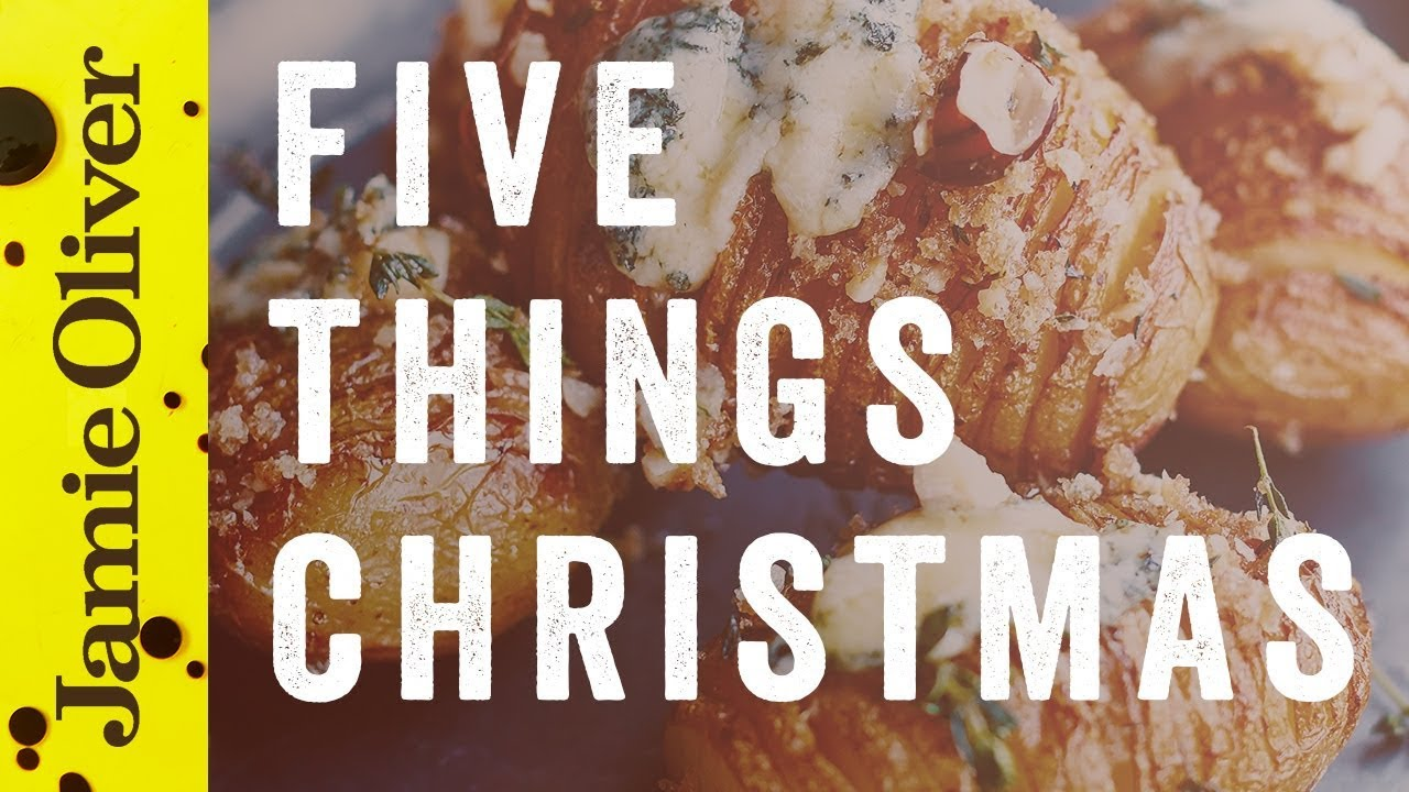 5 things to do at Christmas: Jamie Oliver