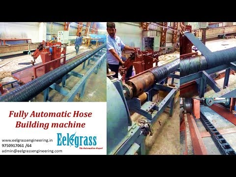 Rubber Hose Building Machine