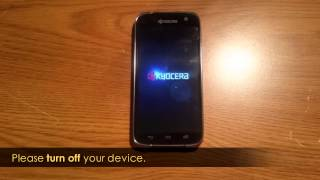 How to Unlock Kyocera Phone by Unlock Code - Unlocking a Kyocera Phone Network Pin No Rooting!