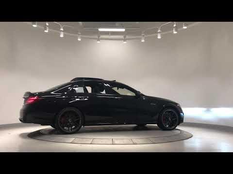 New 2019 Mercedes-Benz E-Class AMG® E 63 S