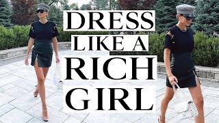 19 Broke Girl Styling Secrets to Look Like A Rich Girl
