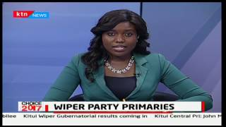 Choice 2017: Wiper party primaries - [Part 2] 24/04/2017