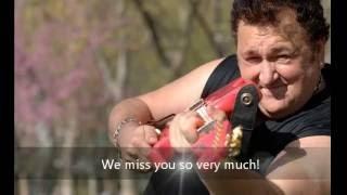 Asım Can Gunduz/Awesome John- Tribute Video By His Family