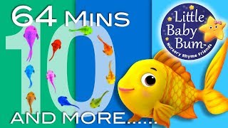 Learn with Little Baby Bum | Counting Fish | Nursery Rhymes for Babies | Songs for Kids