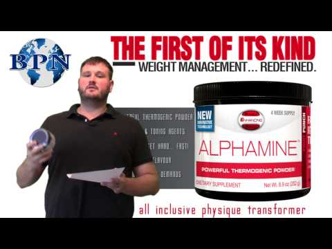 Physique Enhancing Science Alphamine 84 Servings (New Formula)