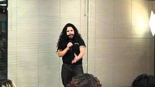 Bookworm Bakery & Cafe Presents Comedy Night 04_13_2012 Video 3.MP4