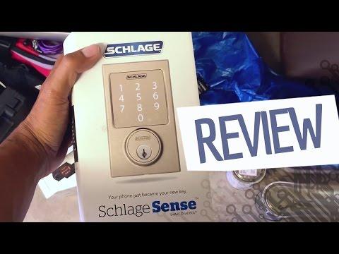 """""""Schlage Sense"""" Smart Lock Review"""