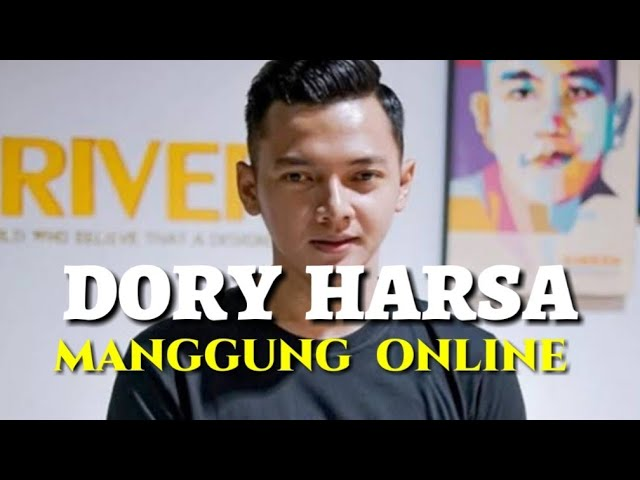 DORY HARSA MANGGUNG ONLINE SEBUT NELLA KHARISMA
