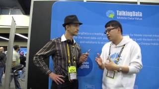 Cloud Services for China Gaming @ GDC:  UCloud COO Hua Kun with App Resource Connect