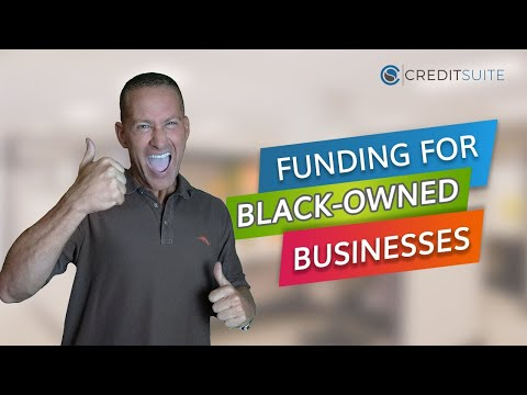 Funding for Black-Owned Businesses