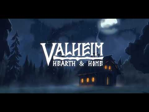 《Valheim》家園爐灶更新9月改版,前導動畫影片釋出