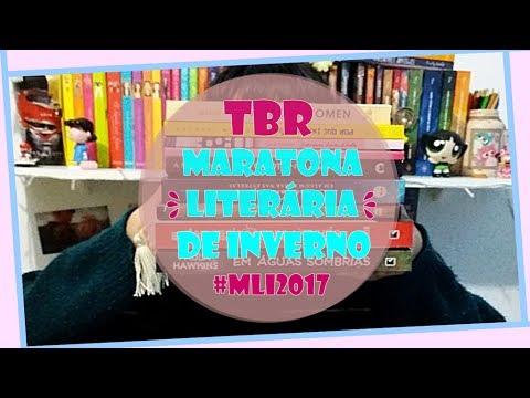 MINHA TBR  DA MARATONA LITERÁRIA DE INVERNO | #MLI2017