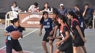 34th Maharashtra State Inter District Basketball Championship