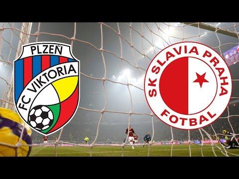 PES 18   FC VIKTORIA PLZEŇ-SK SLAVIA PRAHA   13.KOLO HET LIGY   CZ/SK