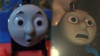 Thomas Crashes Out Of The Mine! Big World Big Adventures THE MOVIE Remake Thomas & Friends