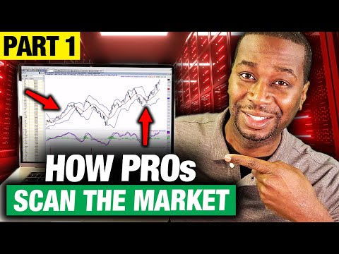 How professional traders make money and find the best stocks