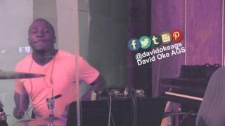 The Most High God Instrumental - David Oke AGS