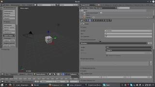 Как настроить единицы измерения в 3D Blender