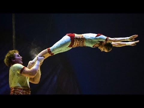 El Maravilloso Cirque du Soleil