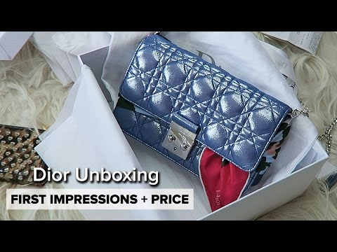 Dior Unboxing | REVIEW + PRICES