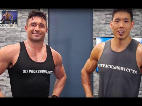 Les muscles sans effort spécial