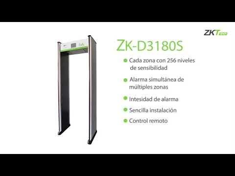 Arco Detector de Metales ZK-D3180S