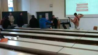 preview picture of video 'Marketing Vorlesung in Geisenheim'