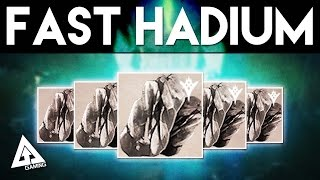 "Destiny Chest Glitch ""25 Hadium Flakes in 5 Minutes"""
