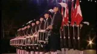 Swiss Drummers at the 2003 Edinburgh Tattoo