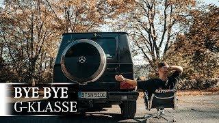 Bye Bye G Klasse | inscopelifestyle