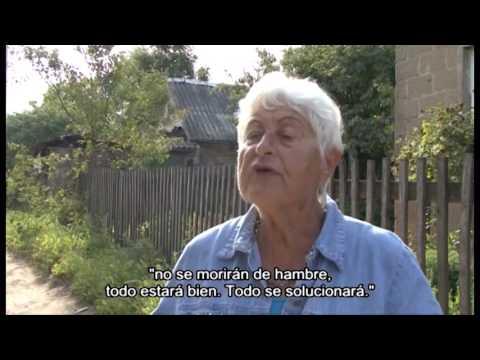 Cyla (Tzila) Yoffan relata la salida del gueto Lida hacia el campo de familias de Tuvia Bielski