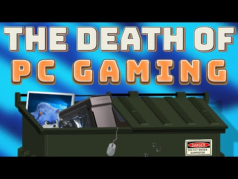 How PC Gaming Could Die, and THAT Sonic Trailer - Dude Soup Podcast #224