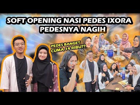 SOFT OPENING NASI PEDES IXORA | 14rb Udah Makan Enak?!