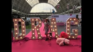 DragWorld UK 2017! (Gender is Non-Binary and Drag goes Pop Panels)