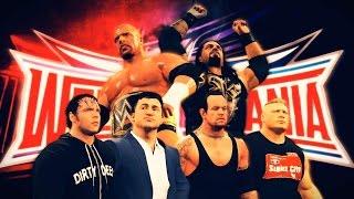 WWE 2K16 Wrestlemania 32 Promo #1