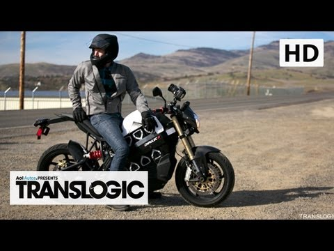 The Brammo Empulse R Electric Motorcycle