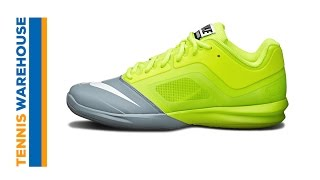 Nike Dual Fusion Ballistec Advantage Men's Tennis Shoes video