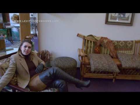 LeviTicus Fashions Thigh Boots at Felicita Resort