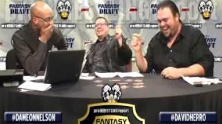 2011 Pro Wrestling Report Fantasy Draft