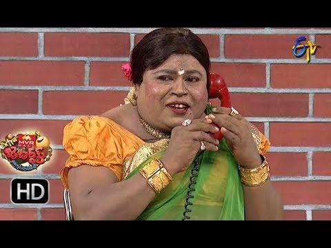 Awesome Appi Performance | Extra Jabardasth | 31st August 2018 | ETV Telugu